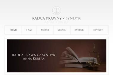 Kubera Anna Kancelaria Radcy Prawnego - Pomoc Prawna Płock