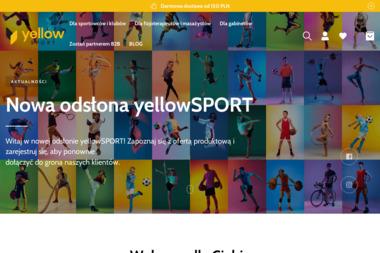 Yellow Sport - Sprzęt rehabilitacyjny Katowice