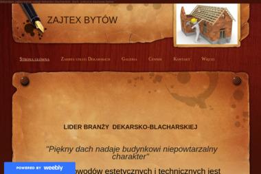 Zajtex Przemysław Zając - Dachy Bytów