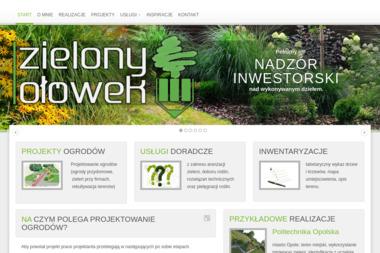 Zielony Ołówek - Projektowanie Ogrodów - Projektowanie Ogrodu Opole