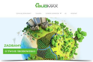 Zakład Usług Komunalnych BUDMAX Grzegorz Budek - Wywóz Gruzu Cielądz