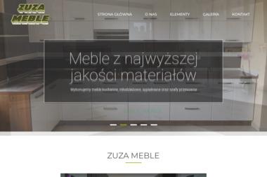 Zuza Meble - Meble na wymiar Wieruszów