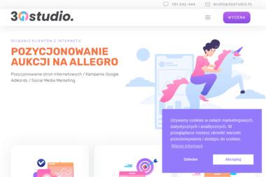 3G studio - Pozycjonowanie stron Rzeszów