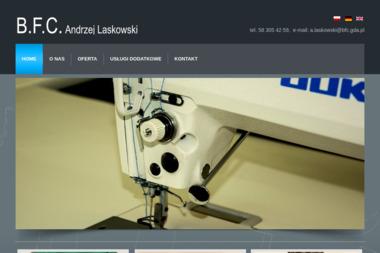 BFC Andrzej Laskowski - Uszlachetnianie materiałów Gdańsk