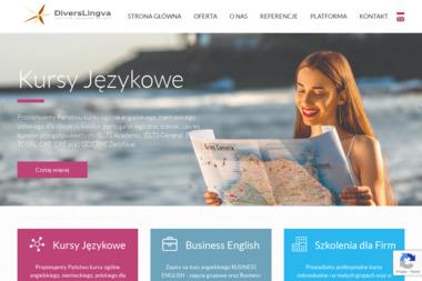 Diverslingva - Business Intelligence Wrocław