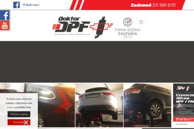 Doktor DPF - Serwis motoryzacyjny Milanówek