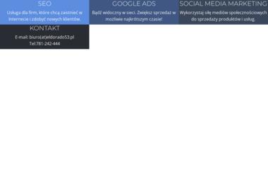 Eldorado53 - Audyt SEO Lublin