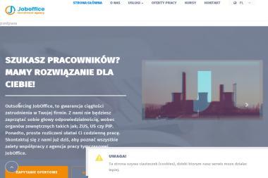 JOB office - Czyszczenie przemysłowe Gdańsk