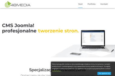 CMS Joomla dla Biznesu - Firma IT Balin