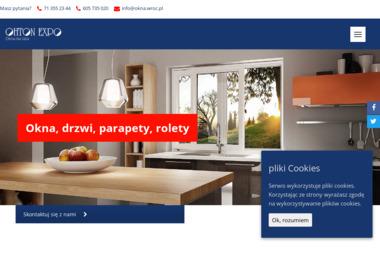 OHTON EXPO - Rolety zewnętrzne Wrocław