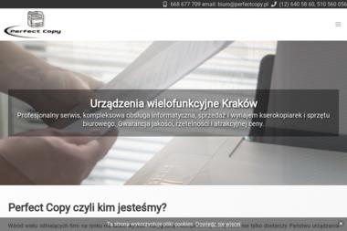 Perfect Copy - Serwis sprzętu biurowego Kraków