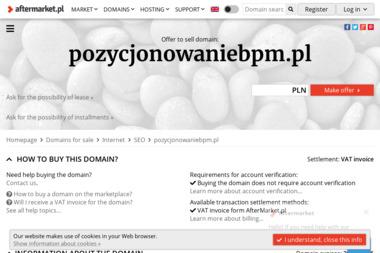 Pozycjonowanie BPM - Pozycjonowanie w Google Lublin