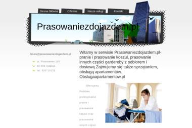 Alet - Pranie i prasowanie Gdańsk