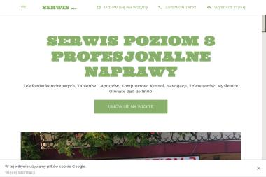 SERWIS POZIOM 3 - Serwis telefonów Myślenice