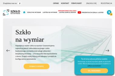 Szkło na wymiar - Twój szklarz Online - Usługi Szklarskie Kraków