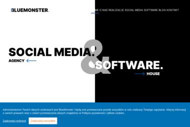 BLM MEDIA Sp. z o. o. - Reklama internetowa Pruszków