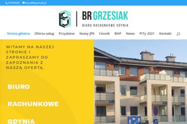 BR Grzesiak - Okresowe Szkolenia BHP Gdynia