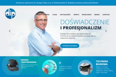 DIP - Serwis sprzętu biurowego Szczecin