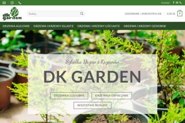 DK Garden - Projektowanie ogrodów Szydłowice