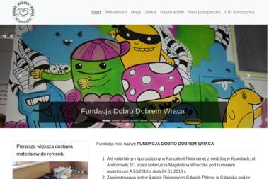 Fundacja Dobro Dobrem Wraca Oddział - Centrum Intensywnej Rehabilitacji Koniczynka-Gdynia - Rehabilitanci medyczni Gdynia