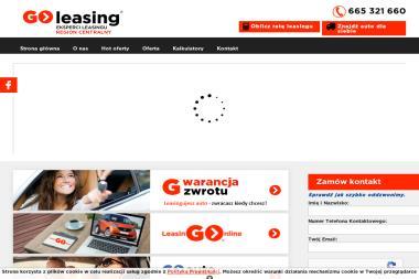 GO-LEASING Warszawa - Leasing samochodu Warszawa