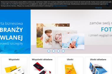 Grasp Drukarnia Sp. z o.o. - Drukowanie Etykiet Warszawa