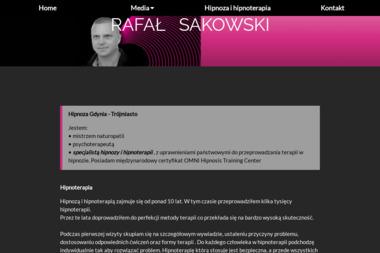 Gabinet Hipnozy i Hipnoterapii Rafał Sakowski - Hipnoterapia Gdynia