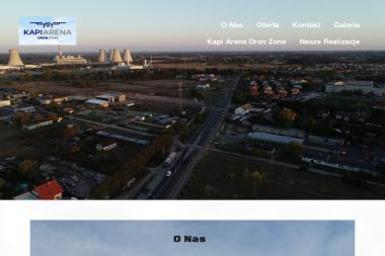 Kapi Arena Jacek Dryjański - Reklama internetowa Turek