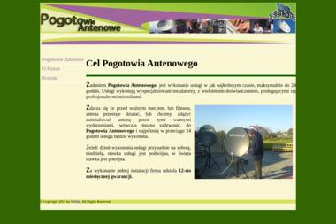 NetSat Eugeniusz Kaczmarek - Montaż anten Poznań