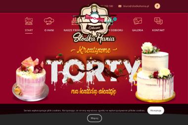 SlodkaHania.pl - Cukiernia  Krzepice