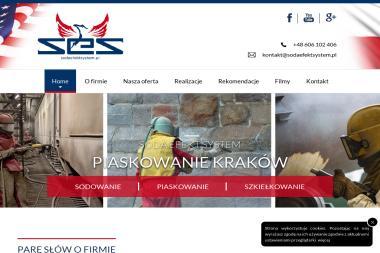 Soda Efekt System Piaskowanie Kraków - Piaskowanie Kraków