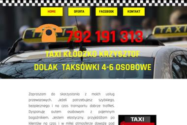 Taxi Kłodzko Korporacja - Firma transportowa Kłodzko