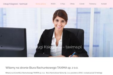 Biuro Rachunkowe TAXIMA Sp. z o.o. - Biuro rachunkowe Dąbrowa Tarnowska