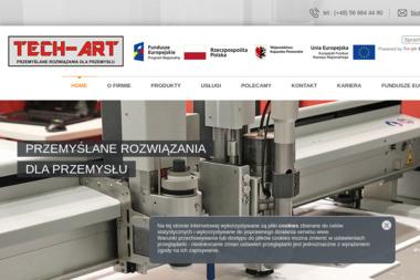 TECH-ART - Dla przemysłu tworzyw sztucznych Toruń