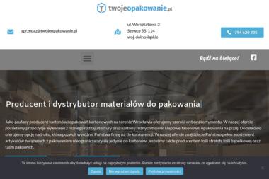 EP Spółka z ograniczoną odpowiedzialnością - Opakowania Wrocław
