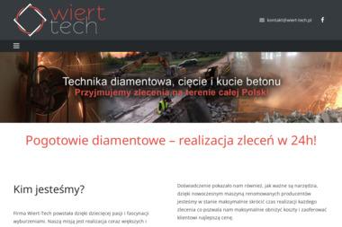 Wiert-Tech sp. z o.o. - Wyburzenia, Rozbiórki Tarnowskie Góry