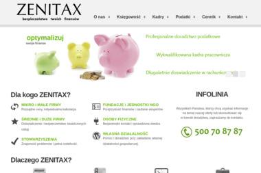Zenitax sp. z o.o. - Pomoc Prawna Giebułtów
