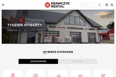 KRAWCZYK Wojciech Krawczyk - Maszyny Budowlane Brzesko
