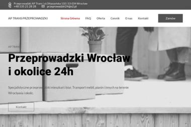 AK Trans Karolina Jakubowska - Przeprowadzki Szklarska Poręba