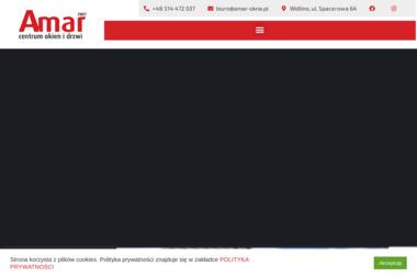 Amar Okna - Okna aluminiowe Połchowo
