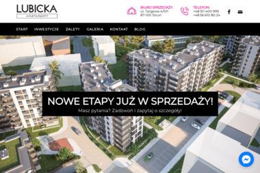 Apartamenty Lubicka - Agencja Nieruchomości Toruń