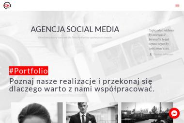 CK Media Group Maciej Urban - Projektowanie logo Kielce