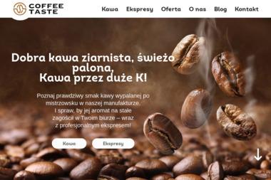 Coffee Taste - Ekspresy do Firmy Warszawa