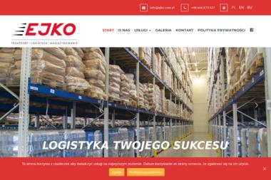 EJKO - Magazynowanie i przechowywanie Błonie