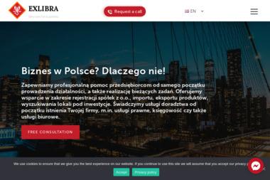 Exlibra - Wypożyczalnia samochodów Lublin