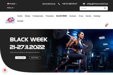 Fitness Club 24 Sp. z o.o. - Trener personalny Bielsko-Biała