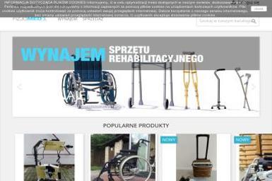 Fizjo-Med Center - Sprzęt rehabilitacyjny Warszawa