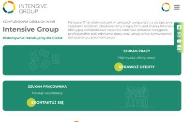 Intensive Group Sp. z o.o. - Doradztwo, pośrednictwo Lublin