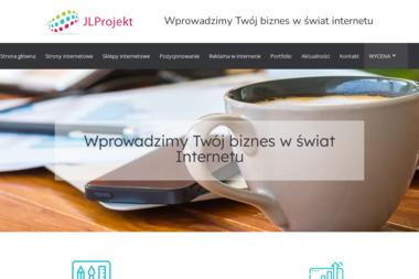 JL PROJEKT Jacek Leisa - Reklama internetowa Zielona Góra