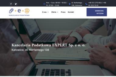Kancelaria Finansowo Księgowa Expert - Doradca finansowy Katowice